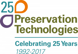 Preservation Technologies   Celebrating 25 years, 1992-2017
